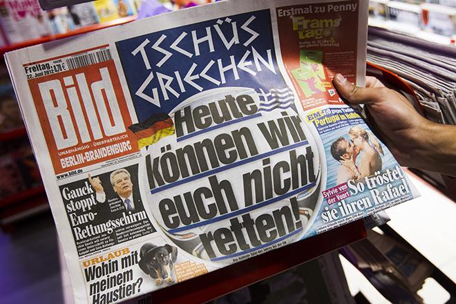 Οι πέντε γερμανικοί «μύθοι» για την Ελλάδα