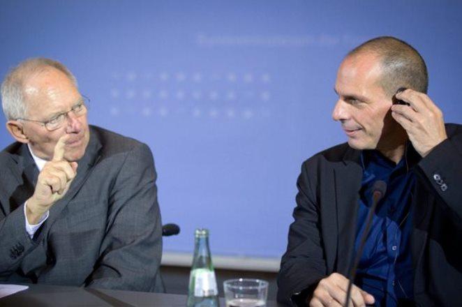 «Ουδέν σχόλιο» από το Βερολίνο για τη συνέντευξη Βαρουφάκη