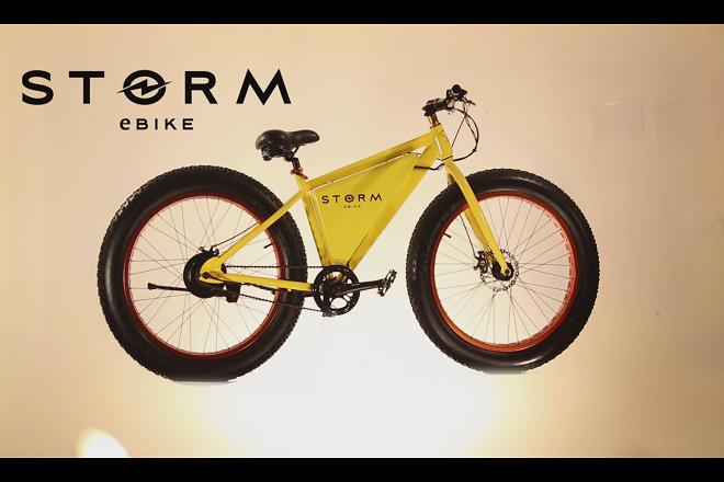 Το ηλεκτρικό ποδήλατο παραλίας που συγκέντρωσε $3 εκατ. σε 10 μέρες
