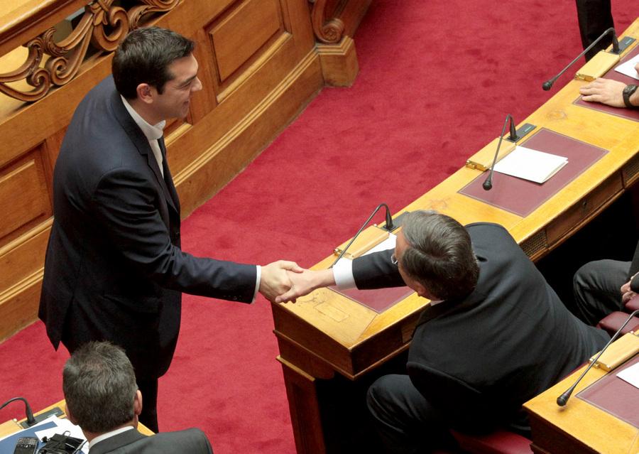 Χαοτική η διαφορά του ΣΥΡΙΖΑ από τη ΝΔ σε νέα δημοσκόπηση