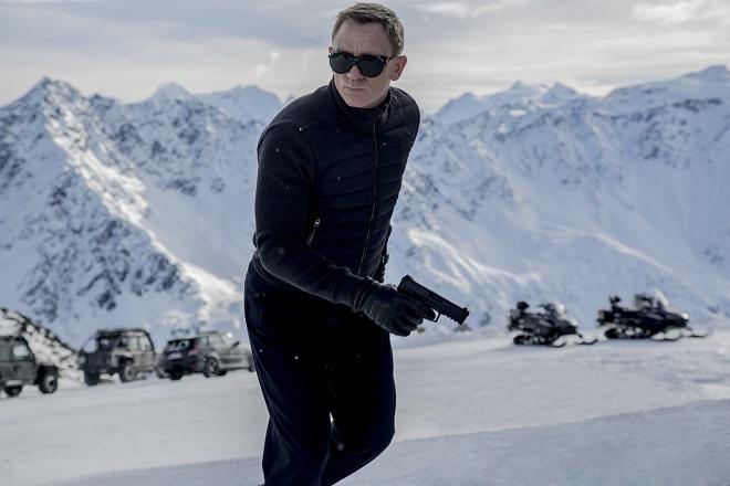 Κυκλοφόρησε η πρώτη φωτογραφία του νέου James Bond
