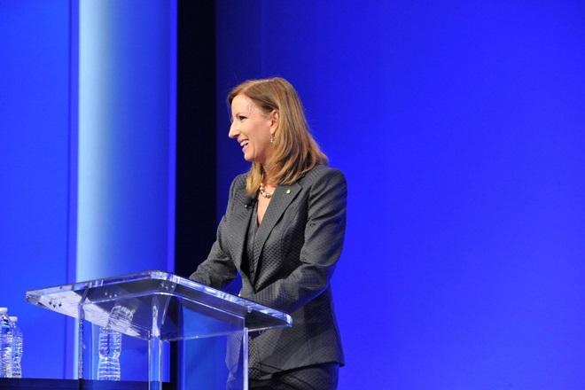 Η πρώτη γυναίκα διευθύνουσα σύμβουλος της Deloitte μιλάει στο Fortune