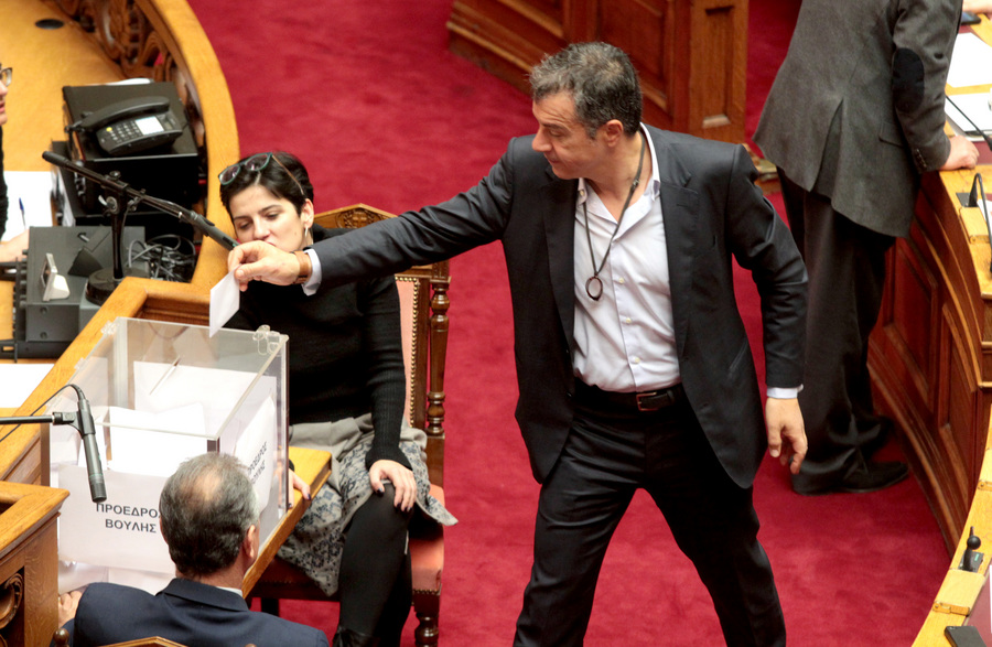 Σταύρος Θεοδωράκης: Θα στήριζα κυβέρνηση ΣΥΡΙΖΑ αν…