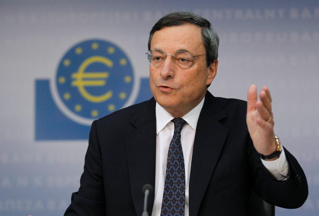 Ντράγκι: Η ΕΚΤ δεν έχει κανέναν λόγο στην απόφαση μείωσης των συντάξεων στην Ελλάδα