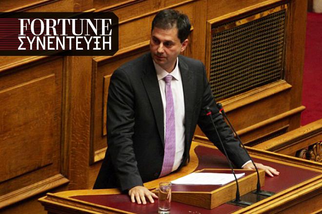 Χ. Θεοχάρης: O ΣΥΡΙΖΑ θα βρει μπροστά του όσα υποσχέθηκε