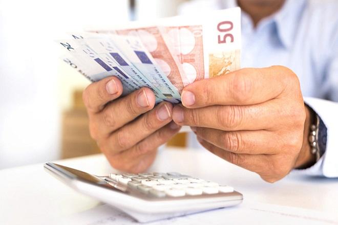 χρέη euro