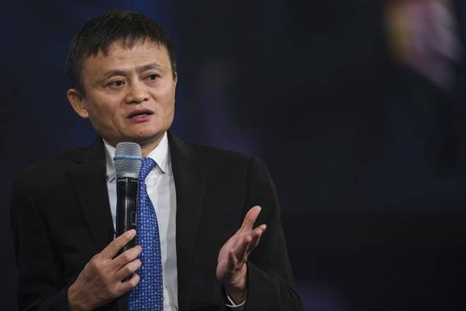 Jack Ma, executive chairman of Alibaba Group, speaks during the Clinton Global Initiative's annual meeting in New York, September 29, 2015.  REUTERS/Lucas Jackson