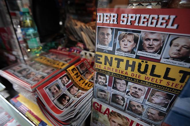 Spiegel: Η Ελλάδα είναι και πάλι φερέγγυα