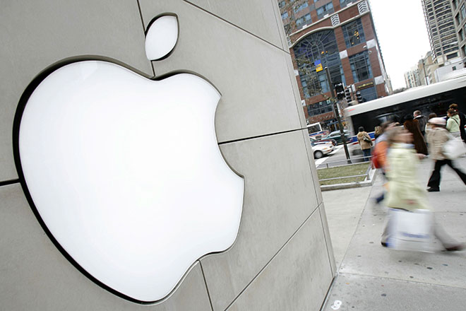 Σε ποιον ανήκει η Apple;