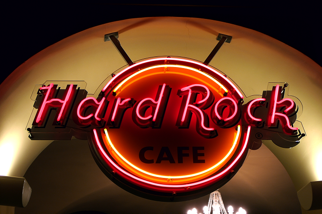 To Hard Rock Cafe επέστρεψε στην Αθήνα
