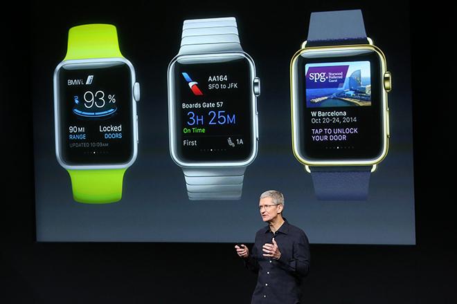 Το Apple Watch «σκότωσε» του ωρολογοποιούς;