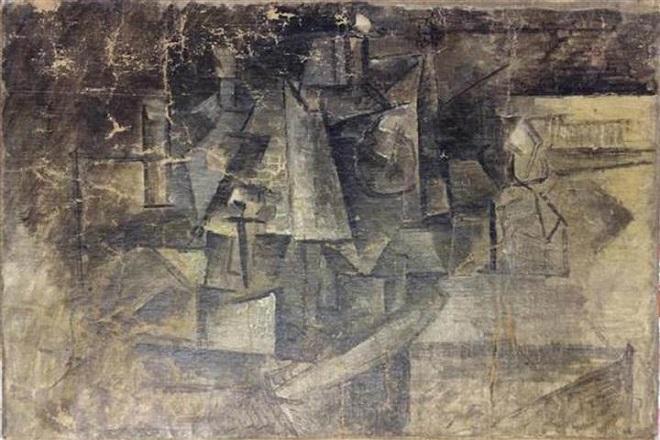 Βρέθηκε κλεμμένος πίνακας του Πικάσο