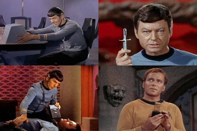 Τεχνολογίες του Star Trek που όλοι χρησιμοποιούμε σήμερα
