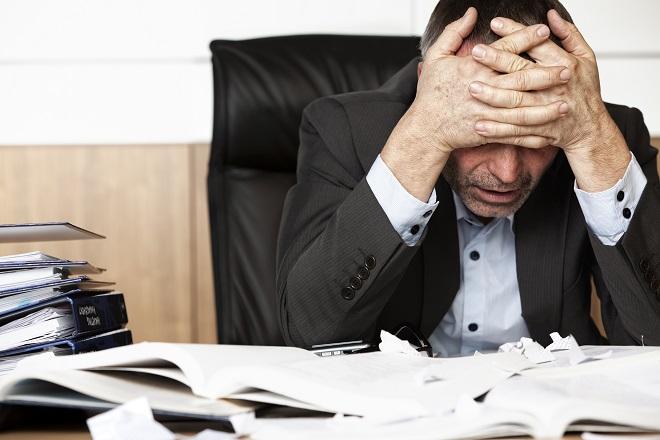 Πώς μπορεί να σας «κάψει» η δουλειά σας
