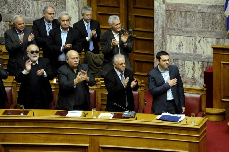 Τα τρία σενάρια για τις πολιτικές εξελίξεις στην Ελλάδα