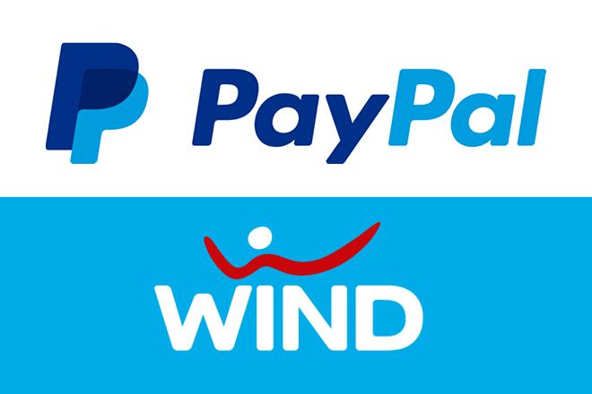 Τώρα οι λογαριασμοί της Wind θα πληρώνονται μέσω PayPal