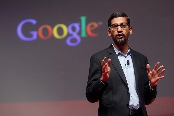 To μπόνους – «μαμούθ» που θα λάβει ο επικεφαλής της Google Sundar Pichai!