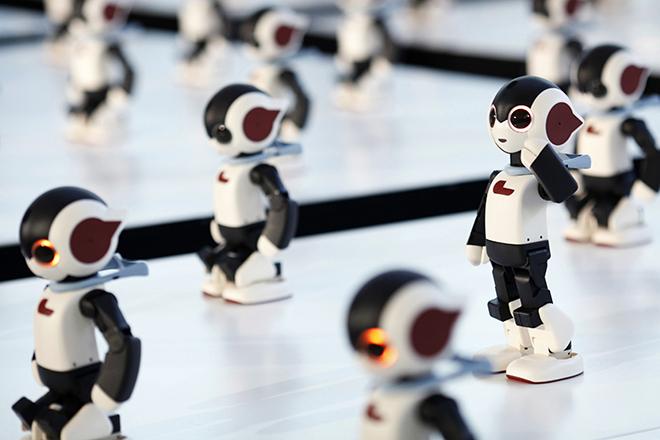Το σχέδιο του Μπιλ Γκέιτς για τη φορολόγηση των ρομπότ ίσως γίνει πραγματικότητα