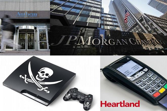 Εταιρείες-κολοσσοί στο έλεος των χάκερς