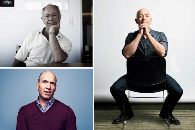 Οι καλύτεροι επιχειρηματίες μοιράζονται το μυστικό της επιτυχίας