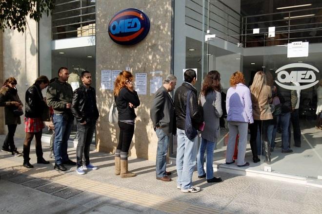 Πόσοι είναι οι εγγεγραμμένοι άνεργοι στον ΟΑΕΔ