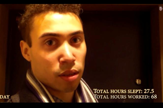 Πώς είναι να δουλεύεις 80 ώρες την εβδομάδα