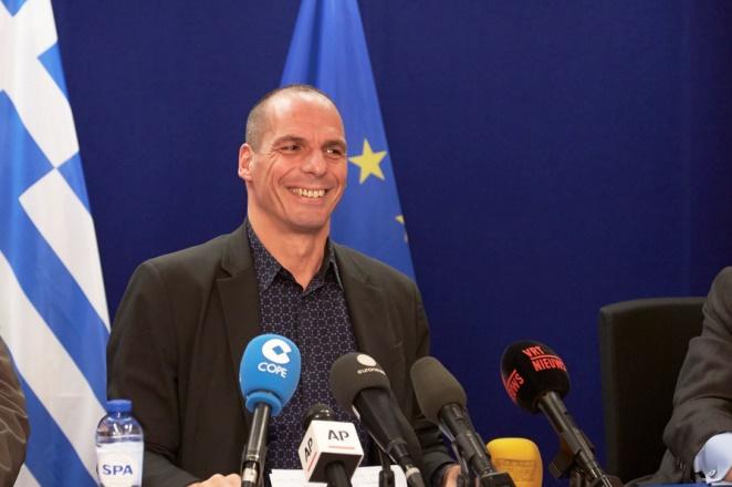 Βαρουφάκης: Θα μεταρρυθμίσουμε την Ελλάδα εκ βαθέων