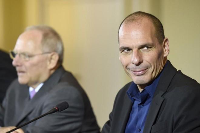 «Δεν είναι μπλόφα πως θα φύγουμε απ' το ευρώ»