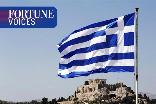 Η Ελλάδα, όντως, επιμένει