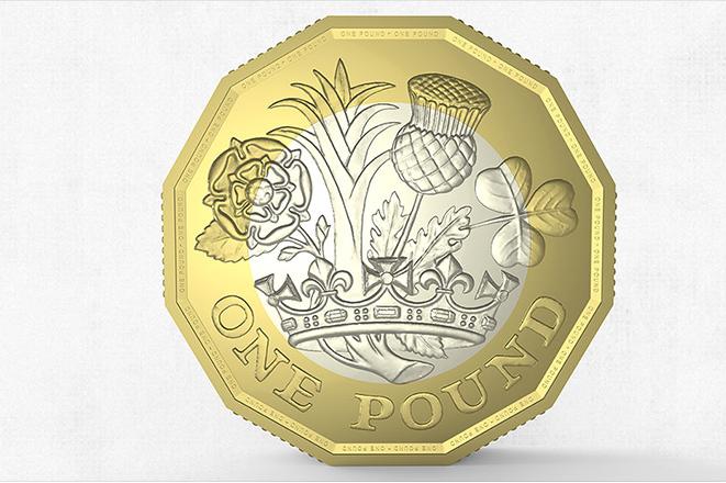 Ένας δεκαπεντάχρονος σχεδιάζει το νέο κέρμα της βρετανικής λίρας