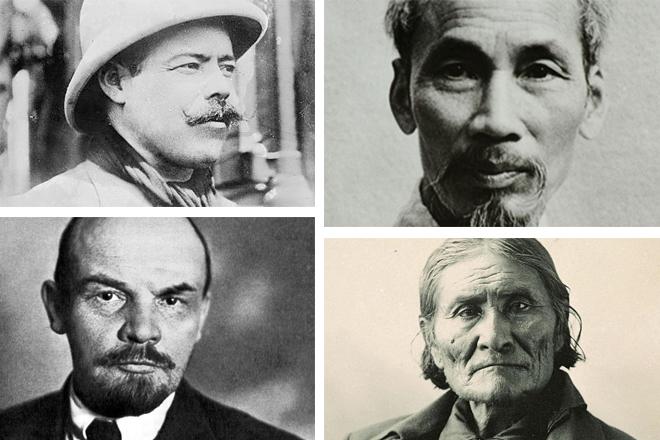 Δέκα ιστορικά πρόσωπα που άλλαξαν τα ονόματά τους