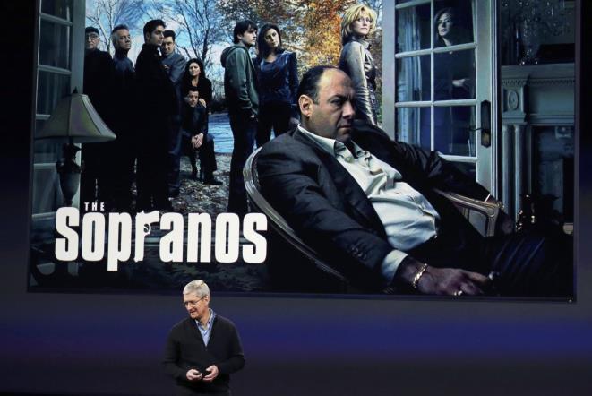 Η Apple επανεφευρίσκει την τηλεόραση