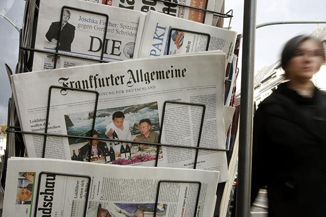 «ΕΕ περιορισμένης ευθύνης»: Πώς υποδέχτηκαν οι γερμανικές εφημερίδες τις αποφάσεις του Eurogroup