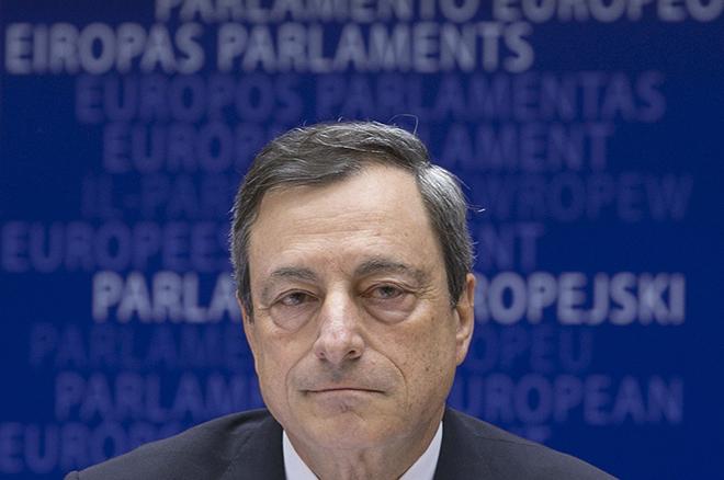 Ντράγκι: Δεκτά τα ελληνικά ομόλογα μετά την αξιολόγηση