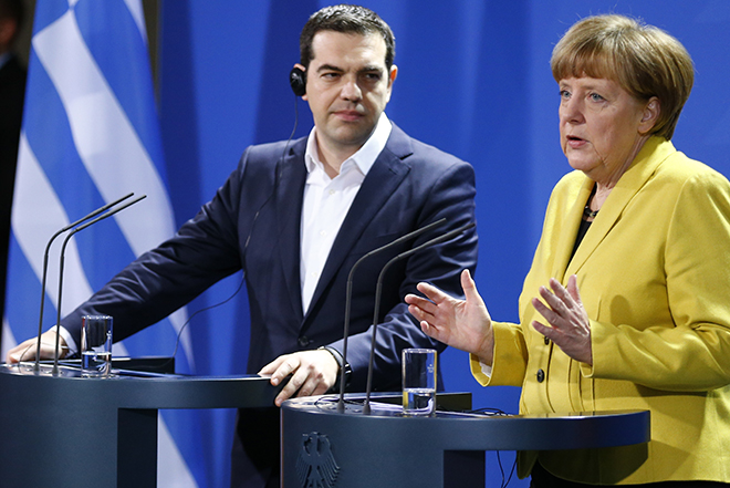 """«Η """"πιο ισχυρή γυναίκα του κόσμου"""" εξαπατήθηκε από έναν Έλληνα!»"""