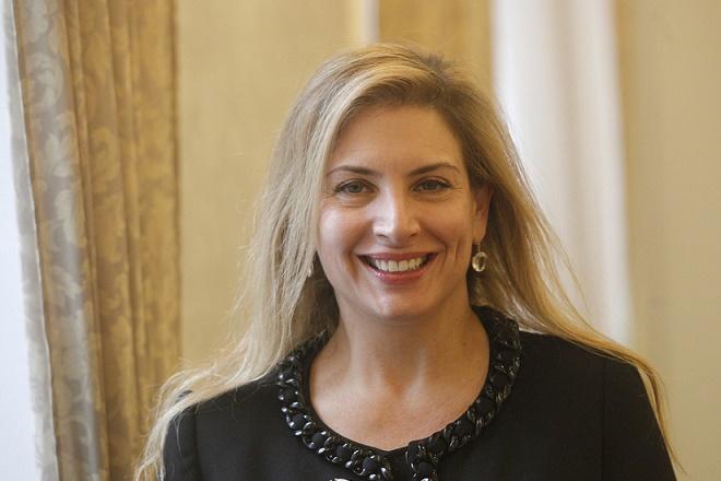 Στην Ελλάδα μια ηγέτης στον τομέα της καινοτομίας