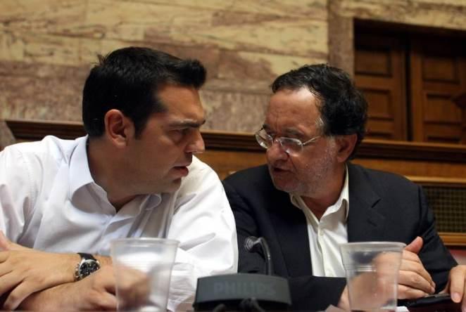 Συγκυβέρνηση ΣΥΡΙΖΑ – ΝΔ «βλέπει» ο Παναγιώτης Λαφαζάνης