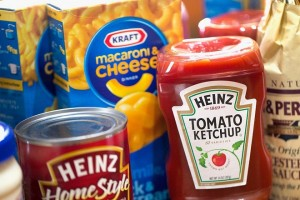 Food Giants Kraft And Heinz To Merge