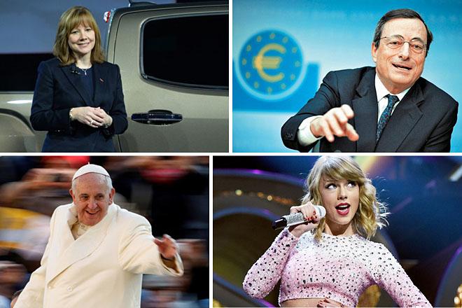 Αυτοί είναι οι σπουδαιότεροι ηγέτες του κόσμου