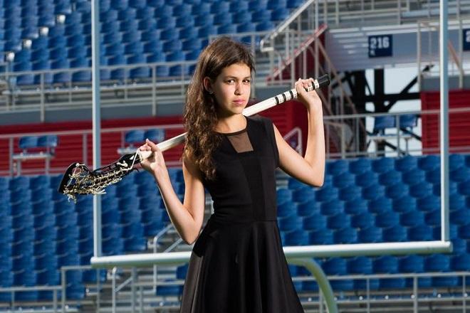 Η 14χρονη που ντύνει τους παίχτες της Αμερικής