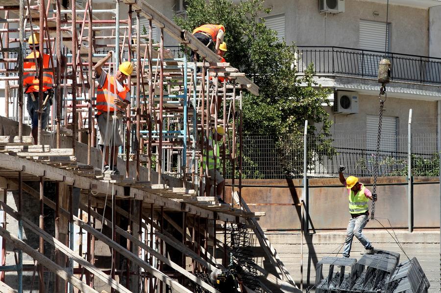 Ο ρόλος των κατασκευών στην ανάπτυξη της οικονομίας