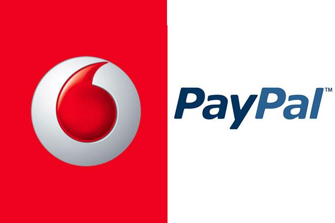 Ξεκινούν συνεργασία η Vodafone και η PayPal στην Ελλάδα