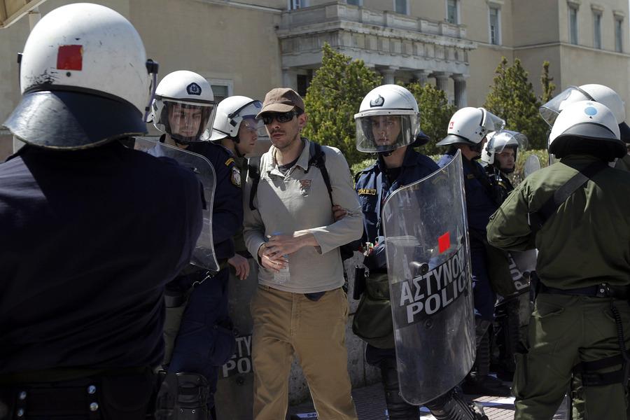 Μπαράζ καταλήψεων σε όλη την Ελλάδα