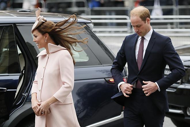 Στοιχηματικό «αμόκ» για το νέο παιδί του Πρίγκιπα Γουίλιαμ και της Κέιτ Μίντλετον