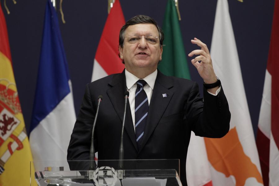 Μπαρόζο: Παράλογες οι απαιτήσεις της Ελλάδας