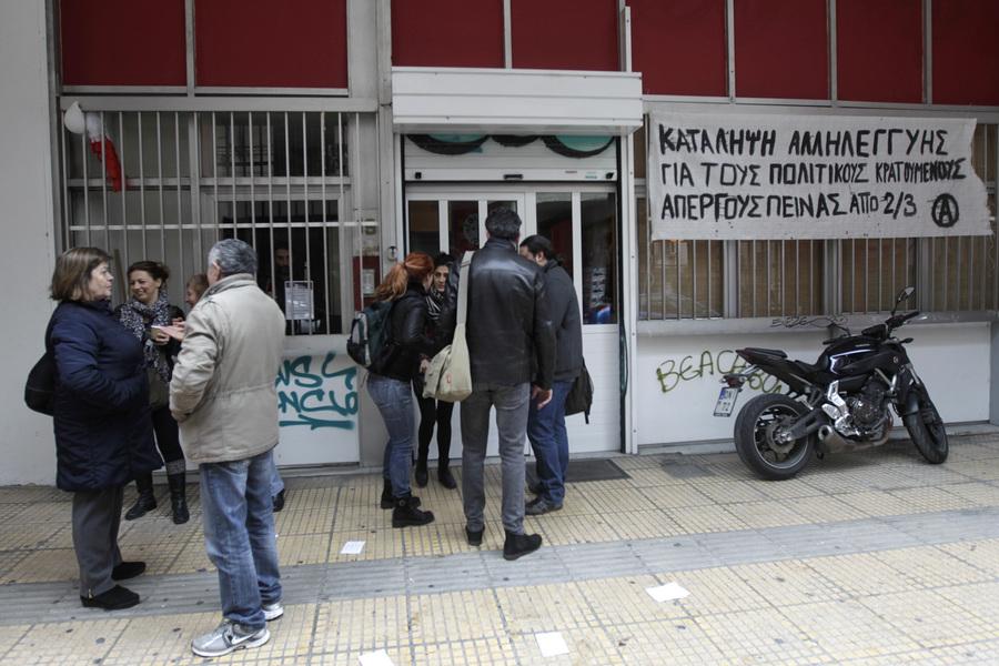 Ο κοινοβουλευτικός εκπρόσωπος του ΣΥΡΙΖΑ καλεί την ΕΥΠ για τις καταλήψεις