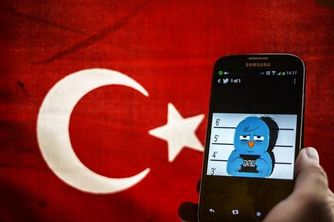 Μπλόκο σε όλα τα κοινωνικά δίκτυα στην Τουρκία