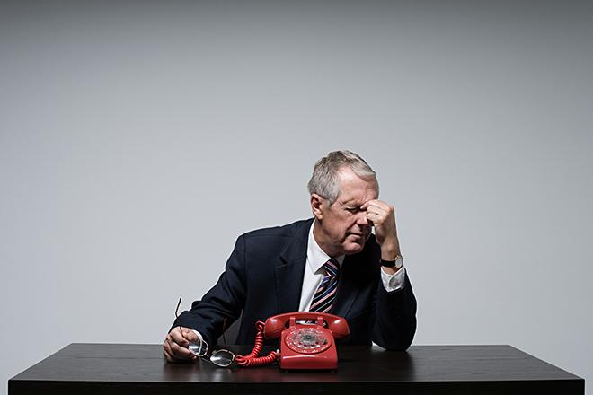 Γιατί όλοι οι επιχειρηματικοί ηγέτες πρέπει να αναμένουν την κατάρρευση της δικής τους εταιρείας