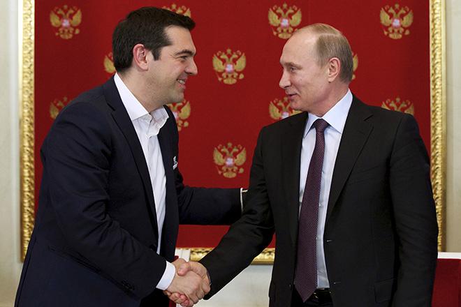 Μόσχα καλεί Αθήνα