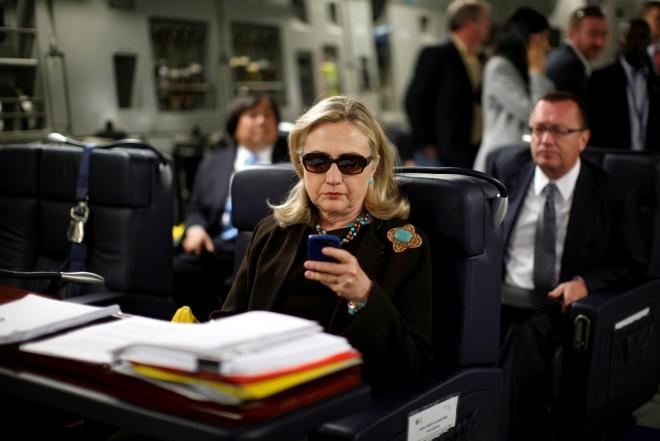 H Χίλαρι Κλίντον ανακοινώνει την υποψηφιότητα της